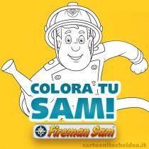 Inviti Sam il pompiere gratis