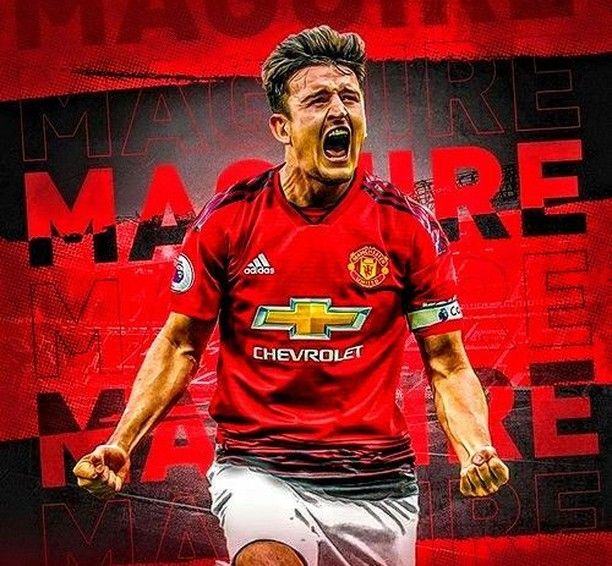 Who Saw The Way Harry Maguire Our Captain Was Dribbled Yesterday Phil Jones Even Had A Decent Game