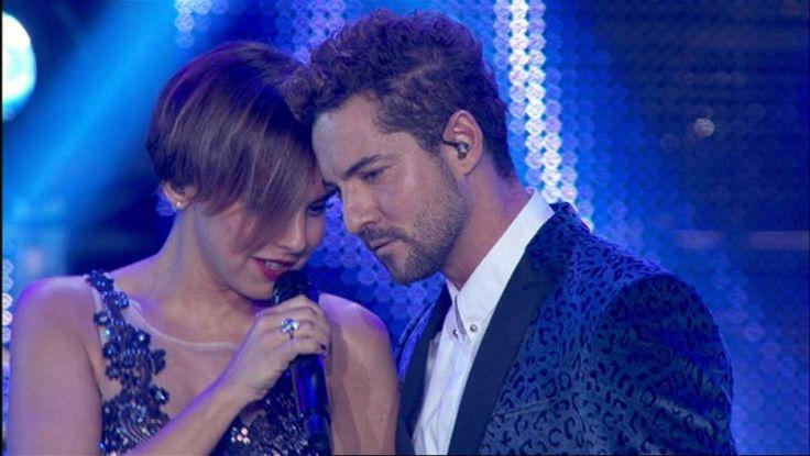 ICYMI: Bisbal y Chenoa darán las campanadas de Fin de Año en Antena 3