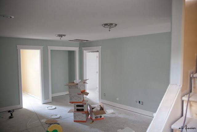 sherwin williams sea salt frog color decorating and design pinter. Black Bedroom Furniture Sets. Home Design Ideas