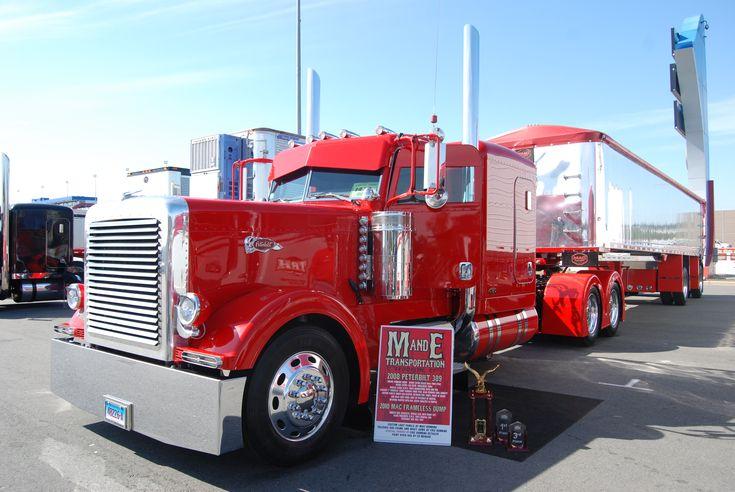 Peterbilt Dump Truck |   Custom Show Trucks