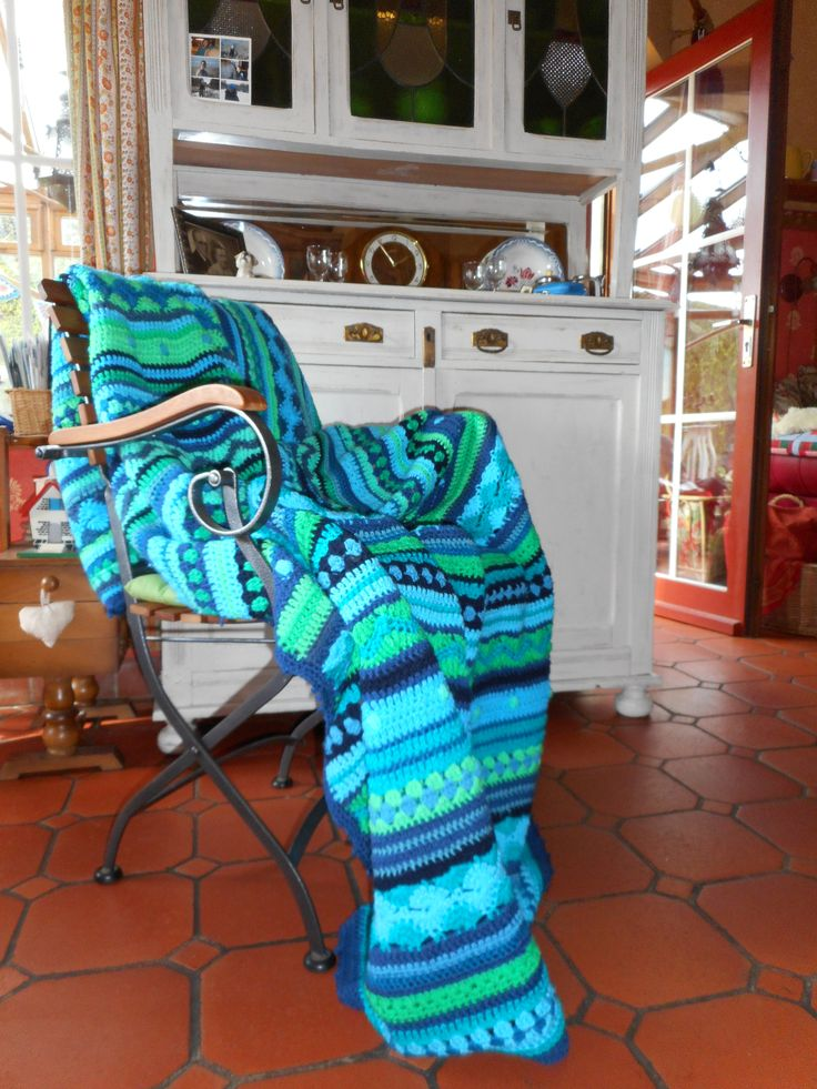 "blanket, sold to support ""Shangrila Home"" in Nepal."