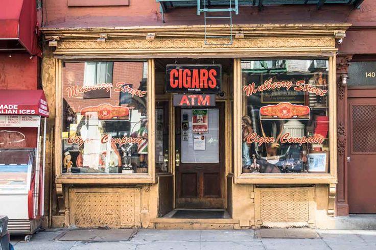 Sigari in vendita, Little Italia NYC