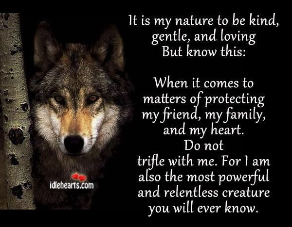 Wolf poem by AuroraHuskie on DeviantArt