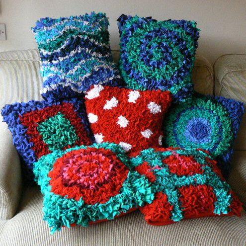 100 Best Rag Crochet Patterns Images On Pinterest