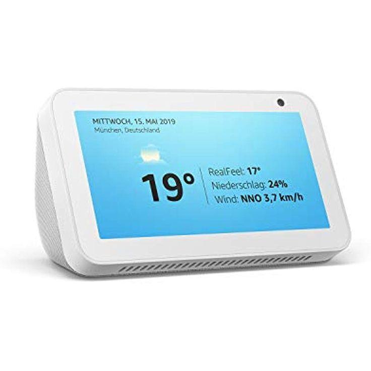 27 Wir Stellen Vor Echo Show 5 Kompaktes Smart Display Mit Alexa Weiss Computer Amazon Gerate Zubehor Computers Tablets And Accessories Alexa Compact