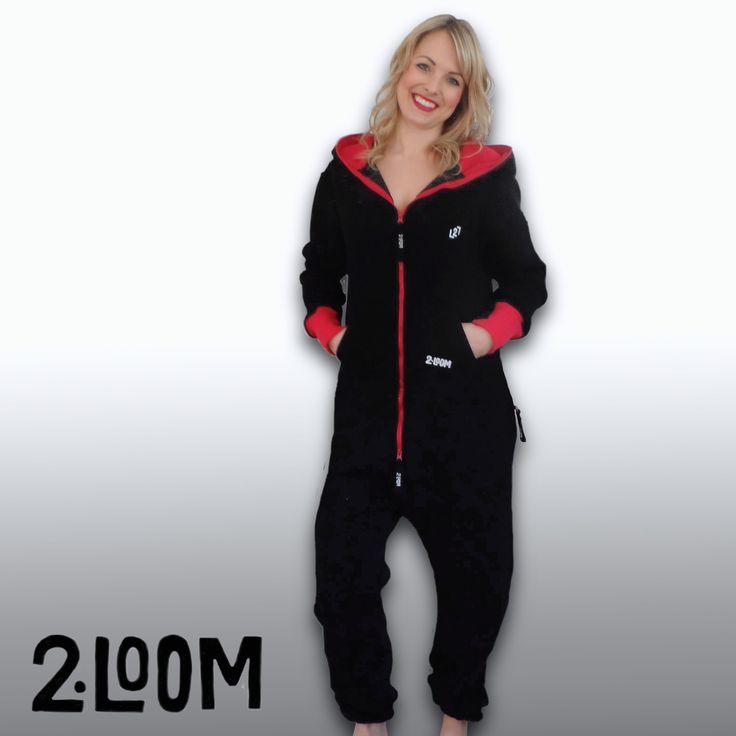 Basic   siyah & kırmızı. Jumpsuit. 149.00 TL.