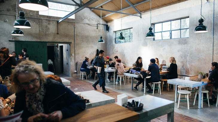 Piggery Cafe I Burnham Beeches I Sherbrooke