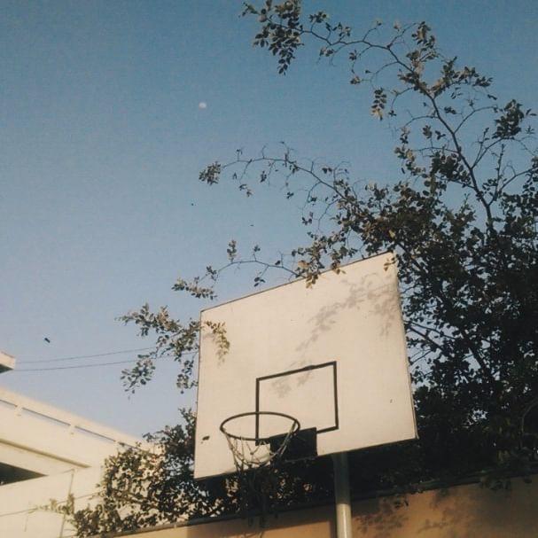 Found This Random Basketball Hoop Lowkey Aesthetic So I Had To