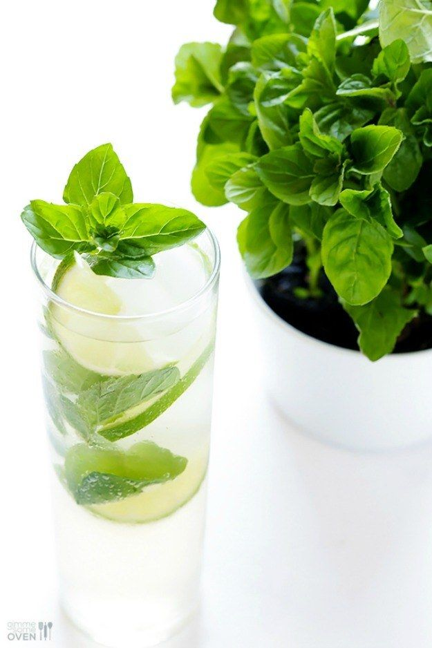 Ginger Beer Mojito | healthy recipe ideas @xhealthyrecipex | Dry January