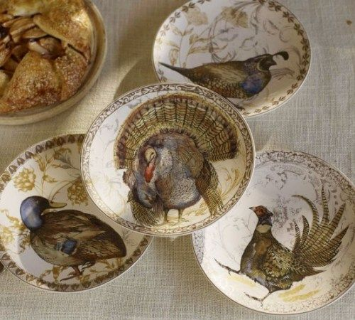 Thanksgiving dinnerware 15