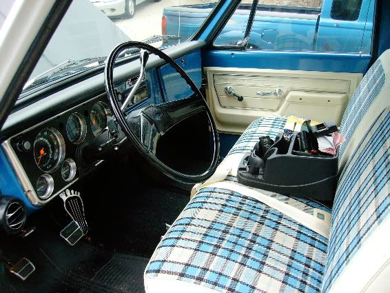 C10 Custom Interior Buscar Con Google Autos