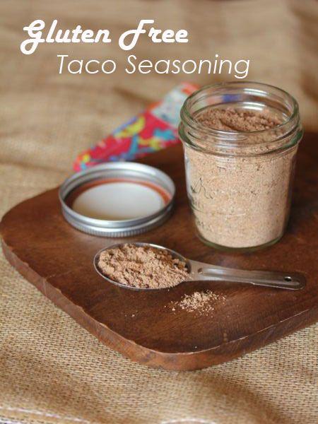 Gluten Free Taco Seasoning