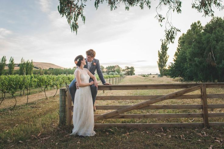 Cossars Wineshed Wedding Photographer // Anne & Jono