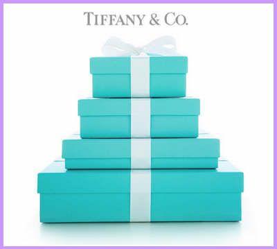 Tiffany a colazione, pranzo e cena