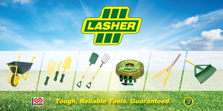 Lasher Tools_Garden Tools