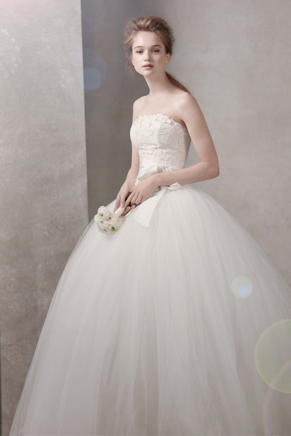 56 best Bridal-Vera Wang images on Pinterest | Vera wang wedding ...