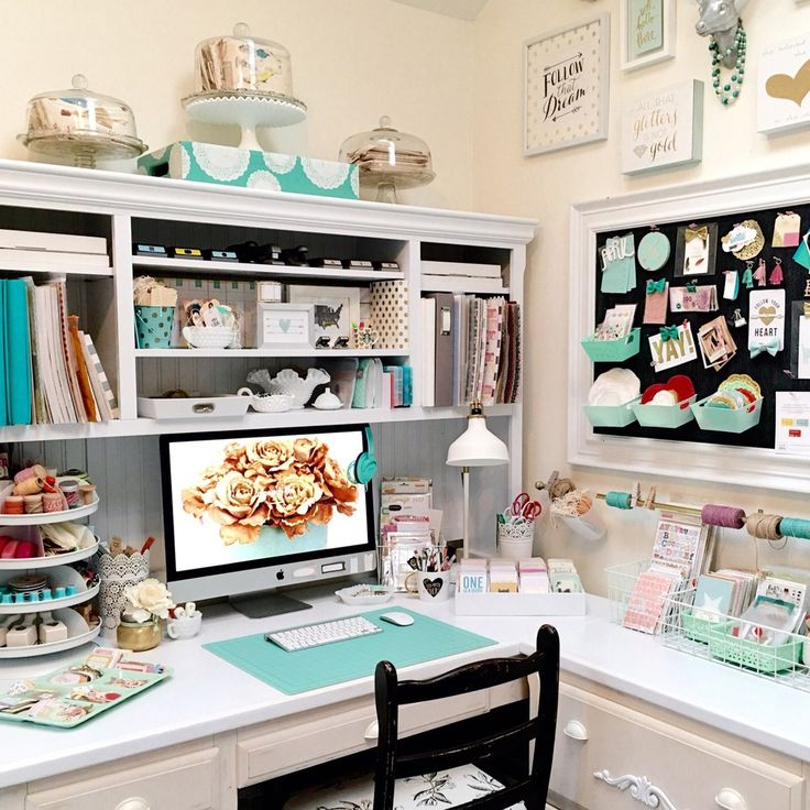 Scrapbooking Space / tammy inman/ a peach life