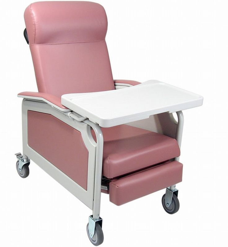 Winco 5251 convalescent recliner with tray Now with Optional SilverTex  sc 1 st  Pinterest & 53 best Bariatric Beds and Chairs images on Pinterest | Recliners ... islam-shia.org