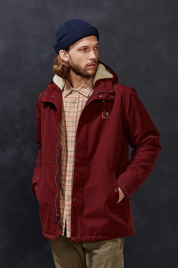 OBEY Hillman Jacket