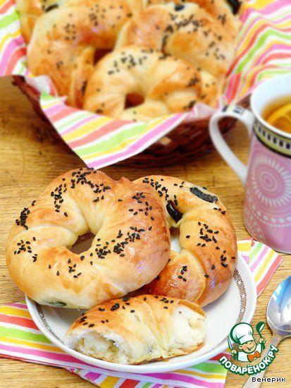 Ачма-турецкие булочки - кулинарный рецепт