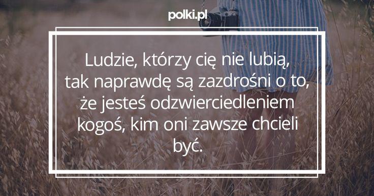 Znamy powód zazdrości ludzi ;) #polkipl