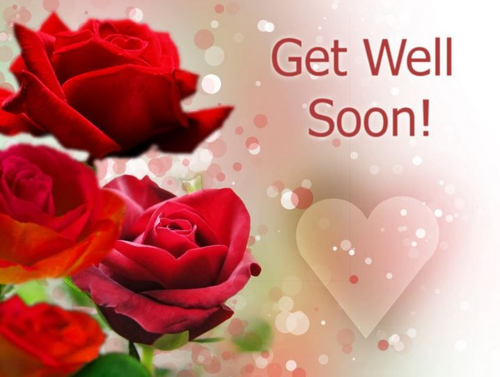 Best collection of get well soon wishes, messages, cards and quotes for your friends, love, family etc. Send get well messages to your love ones.