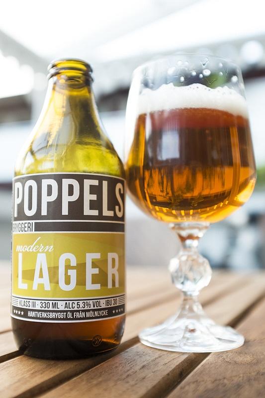 Poppels Bryggeri Modern Lager