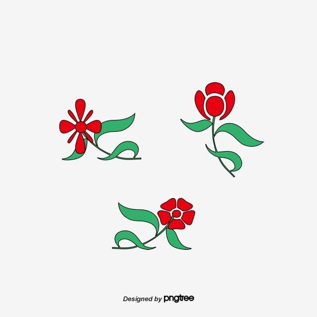 ناقلات الأحمر روز روز قلم وردة بسيطة زهرة Png وملف Psd للتحميل مجانا Art Rose Rooster