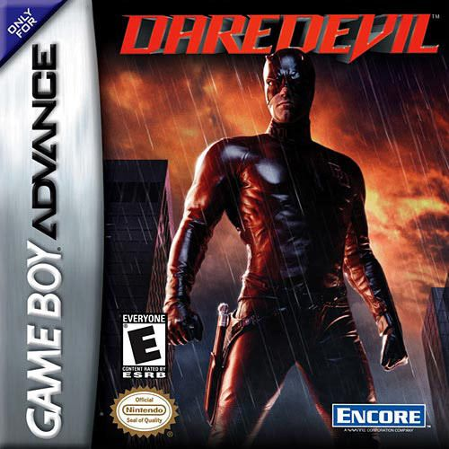 Daredevil - Game Boy Advance Game