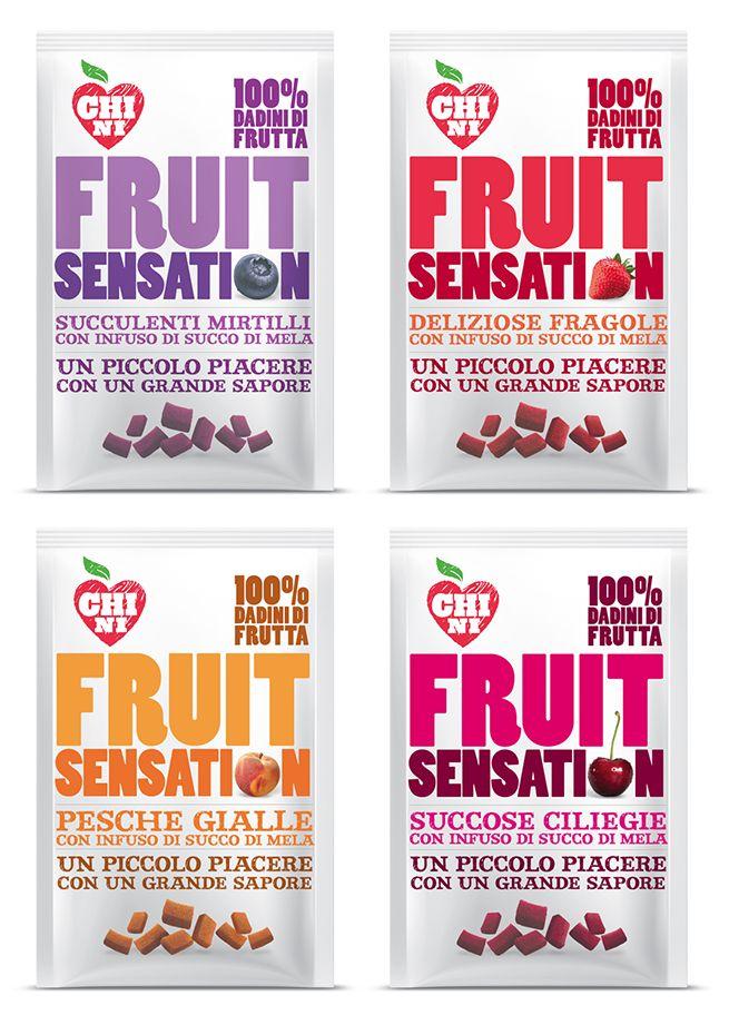 chini fruit sensation products