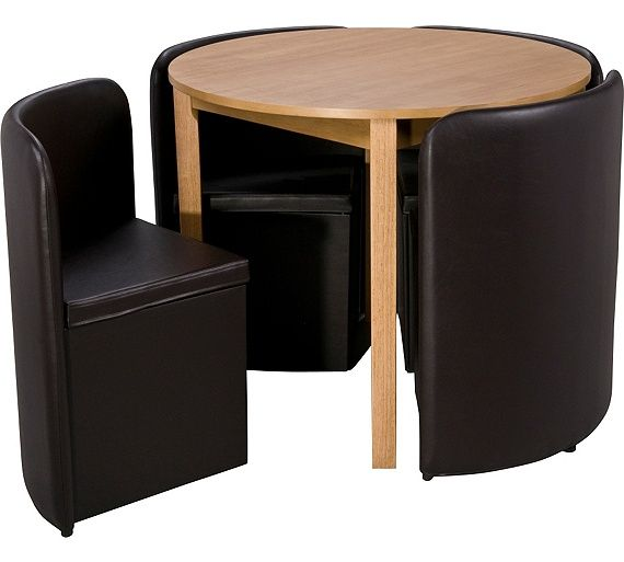 17 best ideas about space saver dining table on pinterest fold away table space saving. Black Bedroom Furniture Sets. Home Design Ideas