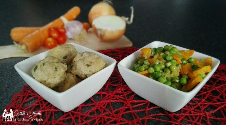 Polpette in umido con piselli - Powered by @ultimaterecipe