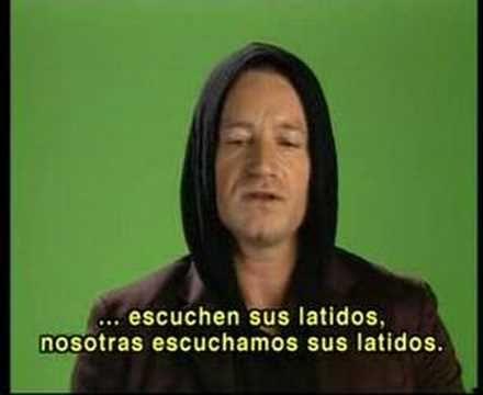 Bono - Homenaje a las Madres de Plaza de Mayo