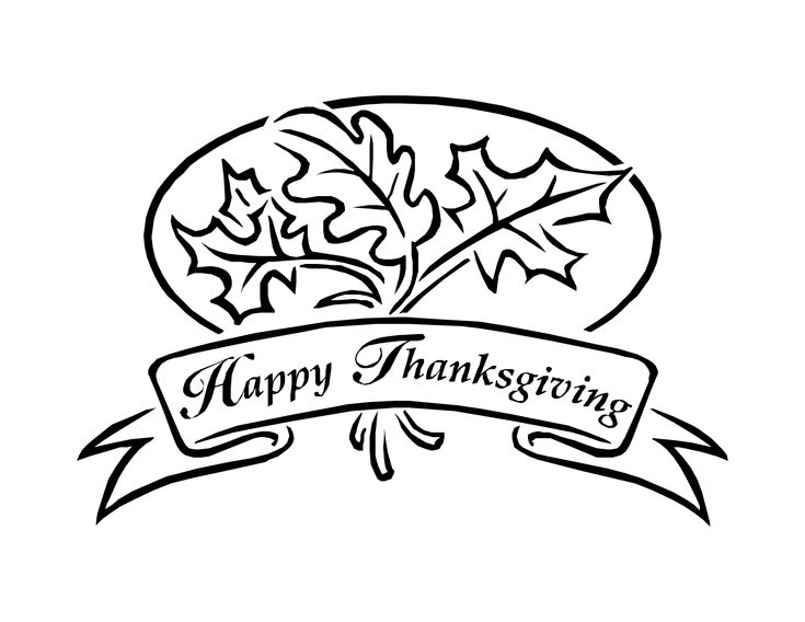 cool thanksgiving coloring pages - photo#31