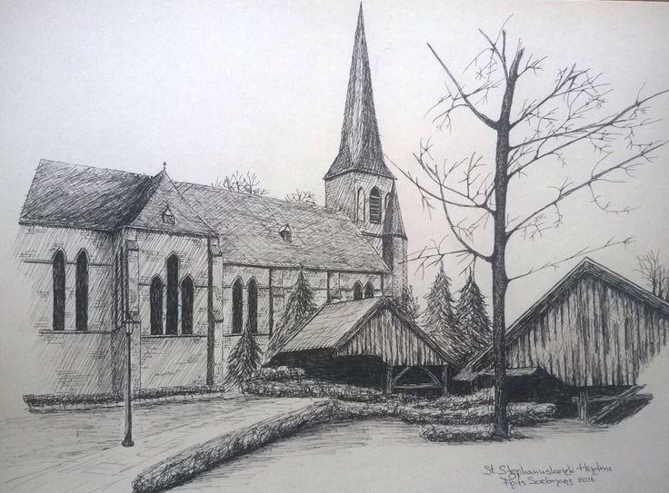 St. Stephanus, Hertme, Holland
