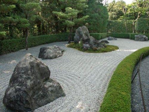 10 Ideas About Japanese Rock Garden On Pinterest