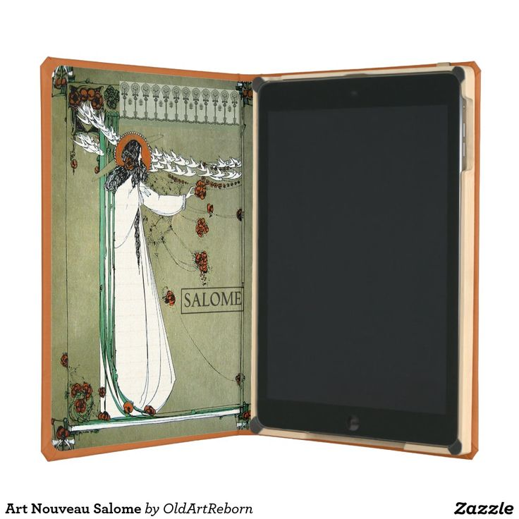Art Nouveau Salome iPad Air Cover