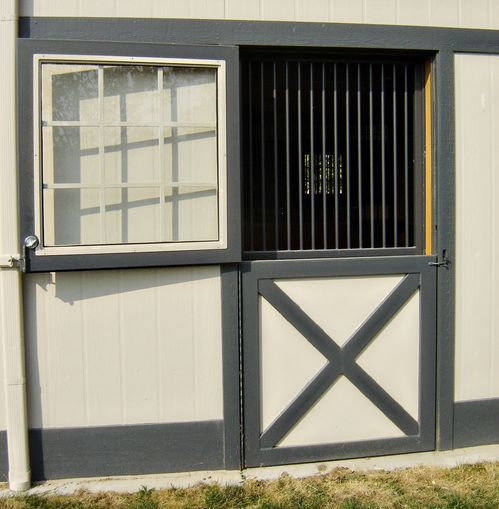 Barn Doors Horse Stall Dutch And Custom Stable Exterior