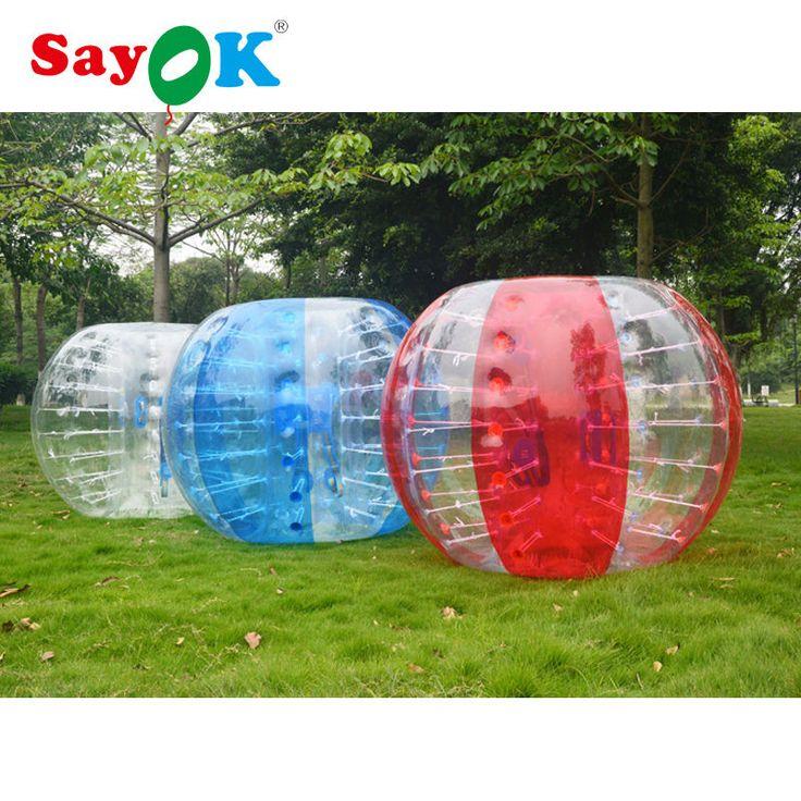 US $319.00 Envío gratis 2 unids/lote 1.5 m PVC burbuja de fútbol traje de fútbol burbuja bola de parachoques inflable para adultos/niños #Envío #gratis #unids/lote #burbuja #fútbol #traje #bola #parachoques #inflable #para #adultos/niños