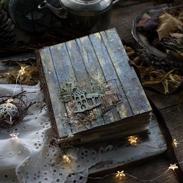 Handmade by Smilla: Муми-блокнот и отчет с МК в Мемарисе