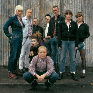 """This Is England"" Love this movie. Does a great job of showing how racism and violence tried to damage the skinhead style."