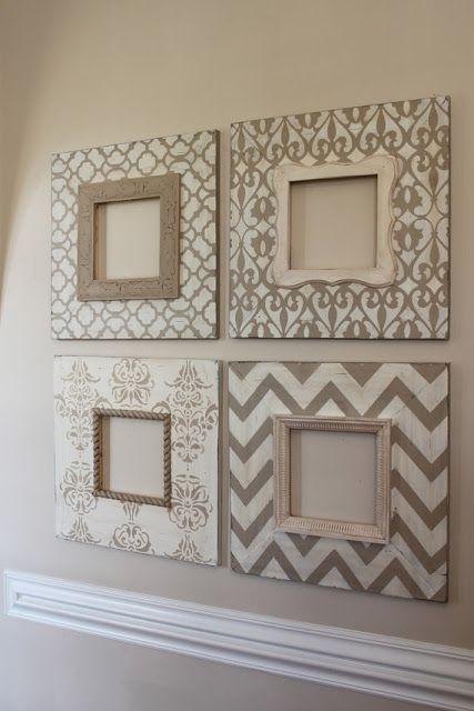 *WHITE GLAM*: 4 ideias para decorar com orçamento baixo! ** 4 ideas to decorate with low budget