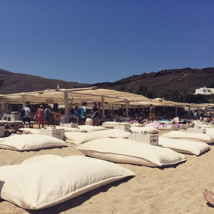 Panormos beach...(for the few...)