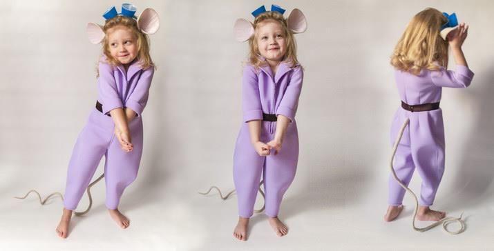 Сшить ребенку костюм для конкурса