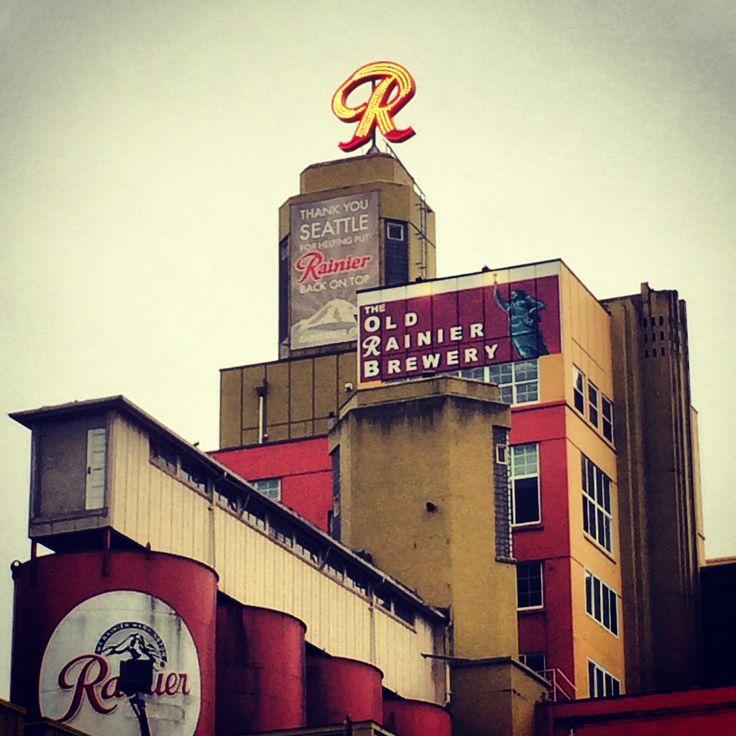 Raineer Beer Brewery 1878u20131999 was a Seattle
