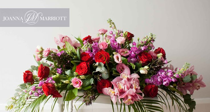 Floral Arrangements Long And Low : Best images about corporate events on pinterest green