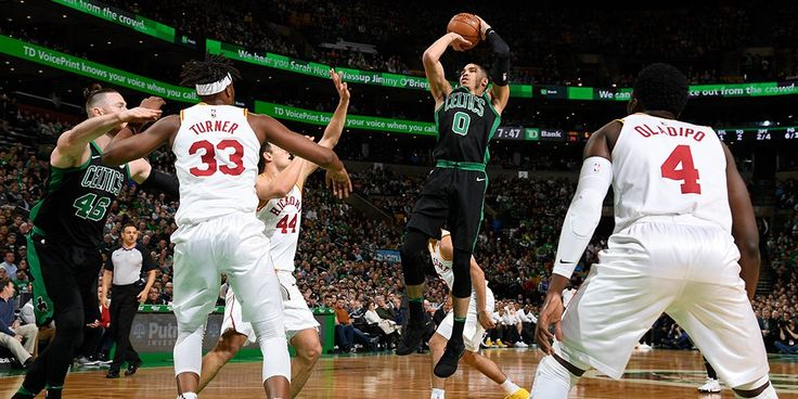 Halftime: Celtics 50, Pacers 40.  Marcus Smart has scored a game-high 9 points to go with 4 boards and 4 assists. Marcus Morris, Terry Rozier and Jayson Tatum each added 8 points in the half.
