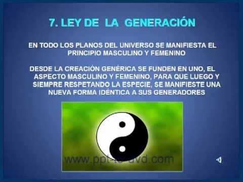 METAFÍSICA CUANTICA - Las 7 Leyes Universales