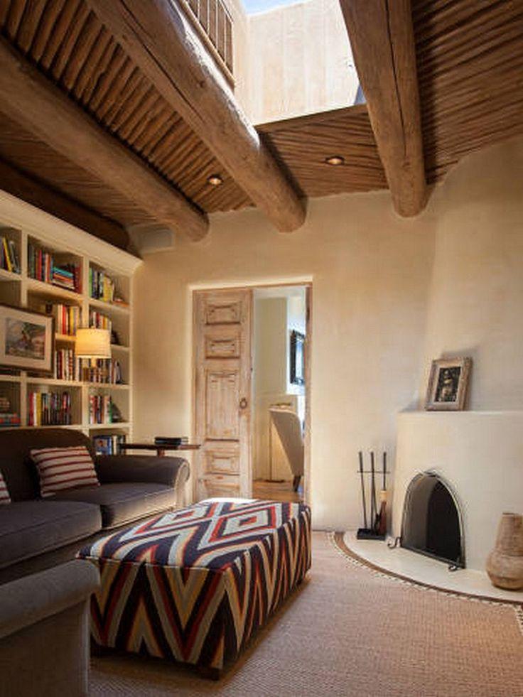 20 Unbelievable Modern Home Exterior Designs: Amazing Modern Adobe House Exterior Design Ideas(20)